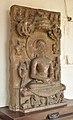 1st Jain Tirthankara Rishabhanatha - Circa 8th Century CE - Barsana - ACCN 18-1504 - Government Museum - Mathura 2013-02-23 5084.JPG