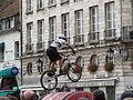 2ème Trial Sports Challenge Entreprises de Sens - 08 - Vincent Hermance dans la troisième zone.JPG