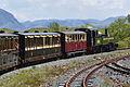 2-6-2T Lyd on Dduallt spiral - Ffestiniog Railway (9018797037).jpg