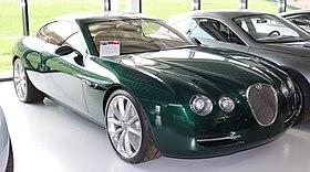 Jaguar R-Coupe - Wikipedia