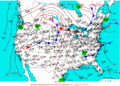 2004-06-07 Surface Weather Map NOAA.png