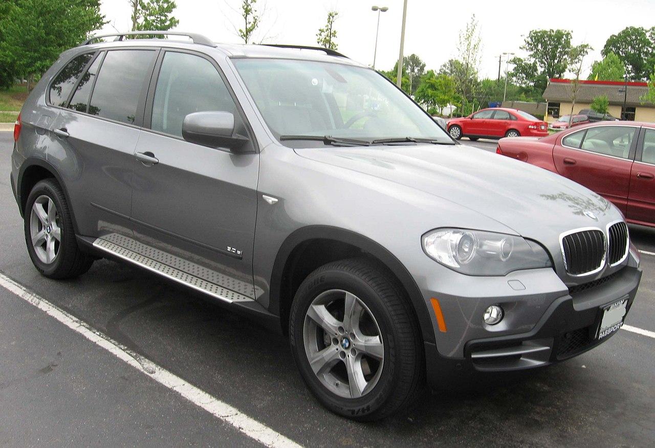 2007 Bmw X7