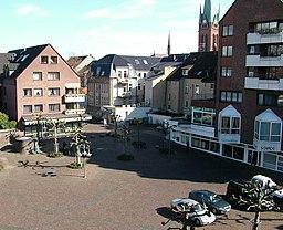 Goetheplatz in Gladbeck