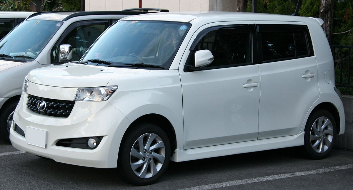 Toyota Bb Википедия