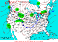 2009-01-23 Surface Weather Map NOAA.png