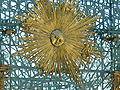 2009.Gitterpavillon verziert mit vergoldeten Sonnen und Instrumenten(1775)-Sanssouci-Steffen Heilfort.JPG