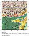 2009 Magnitude 6.1 BHUTAN.jpg