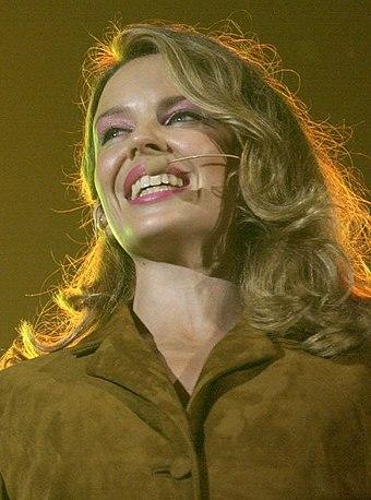Kylie Minogue - Wikiwand
