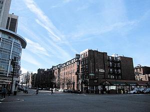 Bowdoin Street - Image: 2010 Bowdoin St Boston 8