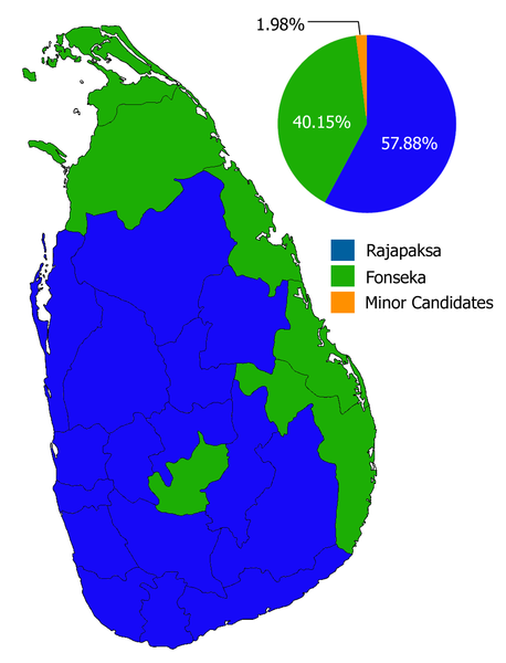 winners of electoral districts