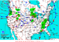 2012-04-18 Surface Weather Map NOAA.png
