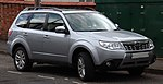 2012 Subaru Forester XS Automatic 2.0 Front.jpg