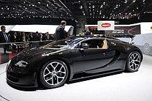 bugatti veyron 16.4 – wikipedia