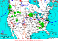 2013-05-18 Surface Weather Map NOAA.png