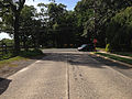 2014-08-29 15 33 40 View northwest along Stuyvesant Avenue in Ewing, New Jersey, with concrete pavement likely dating to the 1950s.JPG