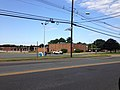 2014-08-30 09 10 08 View of William L. Antheil Elementary School in Ewing, New Jersey from the east.JPG