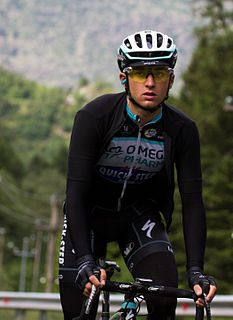 Gianluca Brambilla Italian road racing cyclist