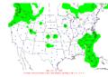 2015-10-11 24-hr Precipitation Map NOAA.png