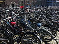 20150312 Maastricht; Bicycles at Station Maastricht 02.jpg