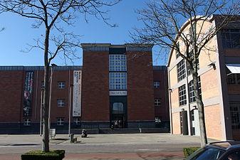 20150312 Maastricht; Front of Bonnefantenmuseum seen from the east 04.jpg