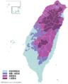 20160124 snowfalls in Taiwan.png
