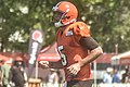 2016 Cleveland Browns Training Camp (28614532631).jpg