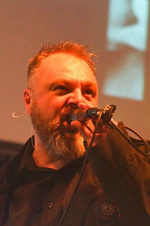 Signal Aout 42 - Jacky Meurisse at the Wave-Gotik-Treffen in 2016