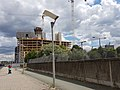 2016 Woolwich, Royal Arsenal, Waterfront construction site 13.jpg
