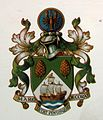 2017-01-13 Sheringham Coat of Arms Otterndorf Green, Sheringham.JPG