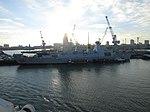 2017-01-17 HMS Dragon, Portsmouth Harbour (2).JPG