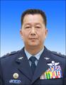 20170206162254 副司令胡開宏中將 --- Air Force (ROCAF) Lieutenant General Hu Kai-hung.png