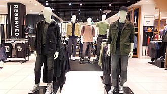 LPP (company) - A Reserved store in Germany