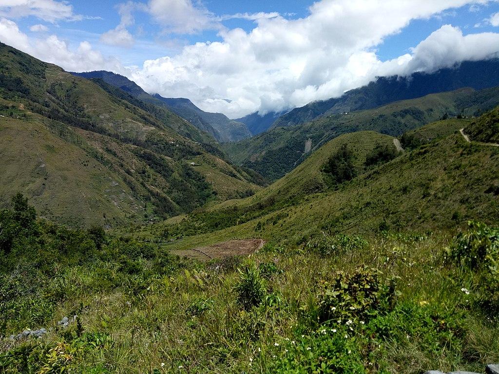 Lembah Baliem di Dataran Tinggi Papua