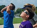 2017 Solar Eclipse Viewing at NASA (37365912182).jpg