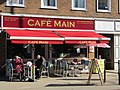 2018-03-29 Cafe Main, Church Street, Cromer.JPG