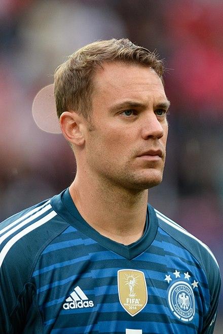 e98a3e9591b Manuel Neuer - Wikiwand