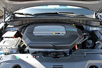Hyundai Nexo - Engine