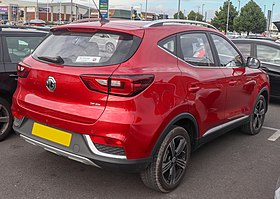 2018 MG ZS Exclusive 1.5 Rear.jpg