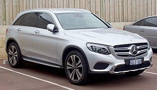 Mercedes-Benz GLC-Class Motor vehicle