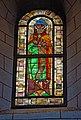 2019-01-27 Augsburg 083 Augsburger Dom, Prophetenfenster Jonas (46239337505).jpg