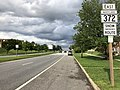 2020-08-07 17 17 26 View east along Maryland State Route 372 (Wilkens Avenue) just east of Interstate 695 (Baltimore Beltway) on the edge of Catonsville and Arbutus in Baltimore County, Maryland.jpg
