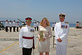 21 Gun Salute in Gibraltar marking the birth of Prince George of Cambridge 04.jpg