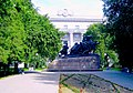 2598. St. Petersburg. Monument to V.I. Chapaev.jpg
