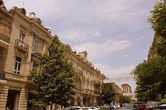 28 May Street - Image: 28 May Street, Baku, 2010 (4)