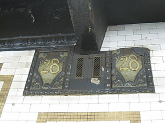 28th Street (IRT Lexington Avenue Line) - Image: 28th Street 003