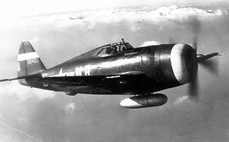 355th Fighter Wing - Image: 355fg p 47 wwii