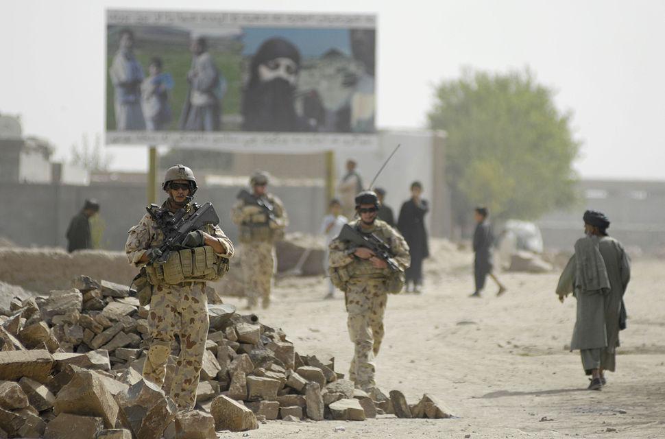 3RAR Afghanistan 2008