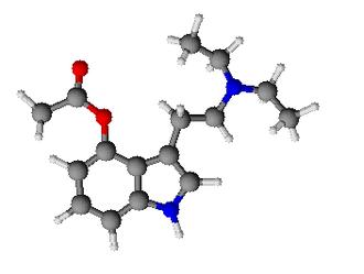 4-Acetoxy-DET - Image: 4 Acetoxy N,N diethyltryptamine