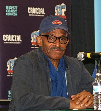 Antonio Fargas - Fargas at the 2018 East Coast Comicon in Secaucus, New Jersey