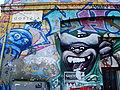 4051 - Milano - Graffiti su casa occupata alla Darsena - Foto Giovanni Dall'Orto, 7-July-2007.jpg